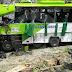 Se accidentó bus que transportaba estudiantes de Riosucio-Chocó, una joven murió