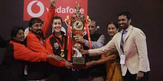 BÁDMINTON - Los Hyderabad Hunters con Carolina Marín, campeones de la Premier Bádminton League