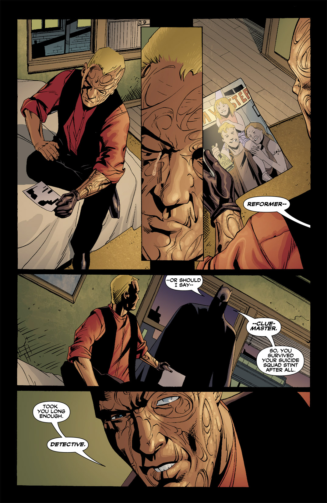 Detective Comics (1937) 810 Page 8