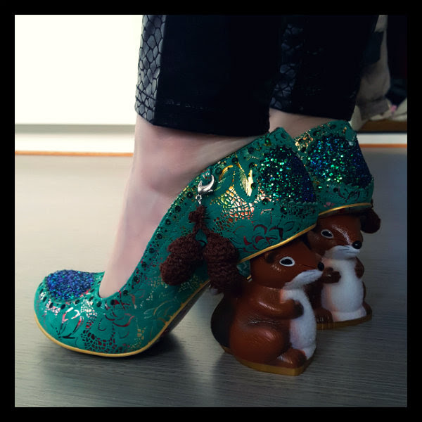 wearing irregular choice nibbles mcnutty shoes