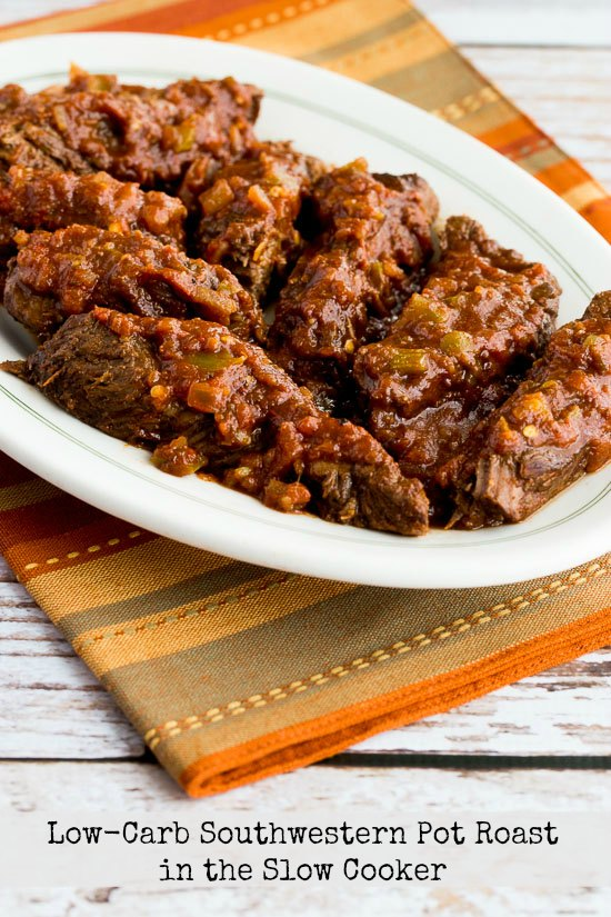 Low-Carb Southwestern Pot Roast in the Slow Cooker from Kalyn's ...