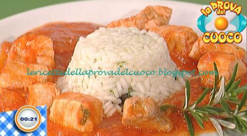 Tortino di riso al pesce spada ricetta Zoppolatti da Prova del Cuoco