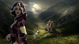 cerita mistis misteri kisah nyata horor terbaru tersesat masuk kedalam kerajaan jin digunung merapi