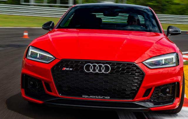 Audi RS 5 Coupé 2020 - Brasil - preço R$ 556.990 reais