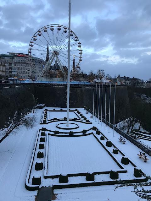 lussemburgo cosa visitare