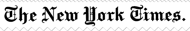 nameplate– The New York Times.