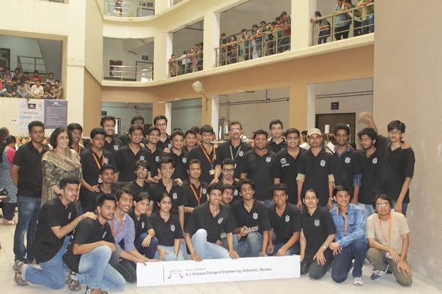 Somaiya School Engineering Students Of