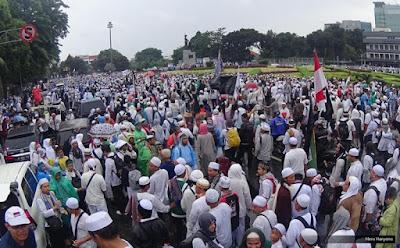 Ribuan Warga Muhammadiyah Akan Ikut Aksi Damai 55