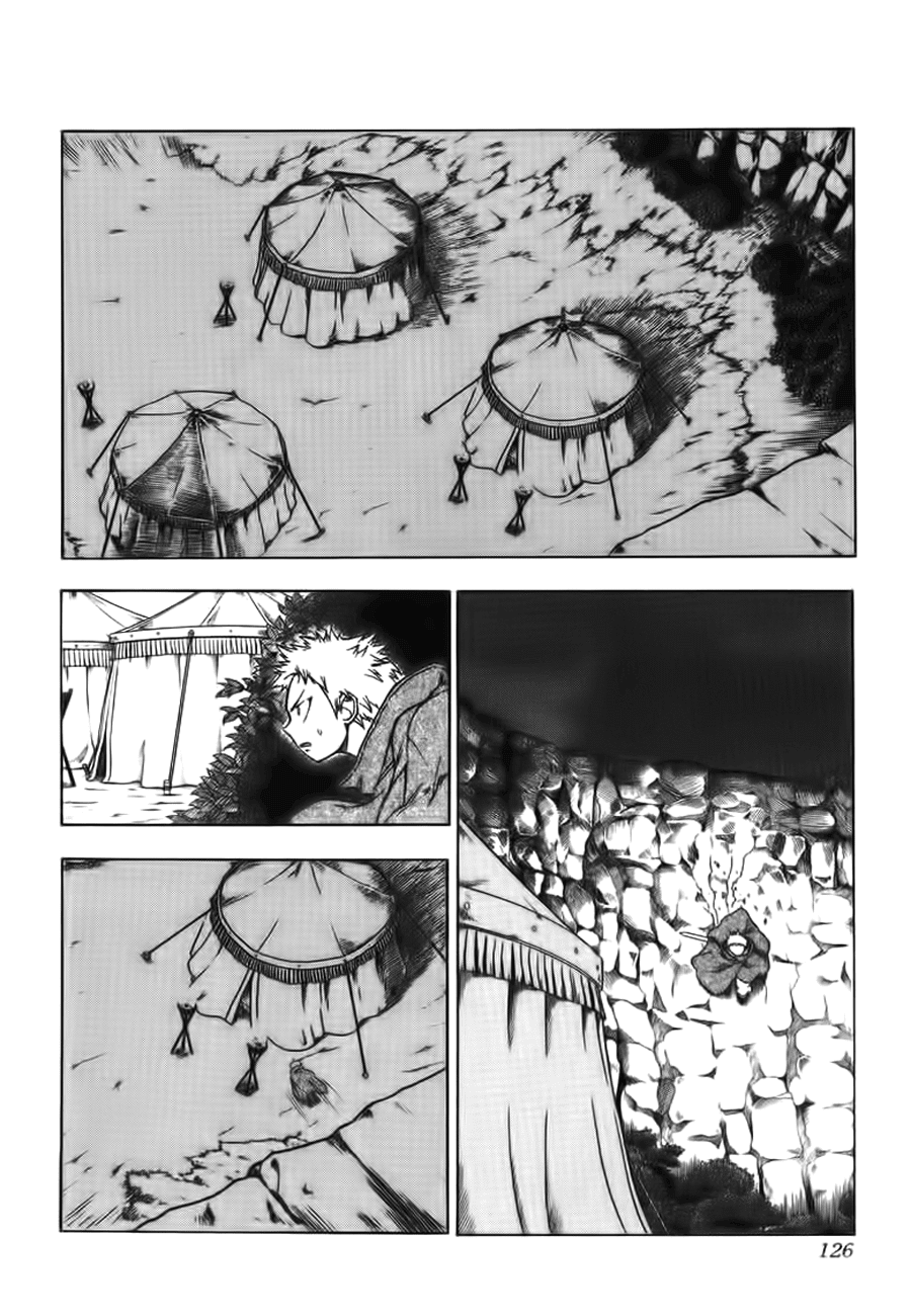 Fire Emblem - Hasha no Tsurugi chap 003 trang 15