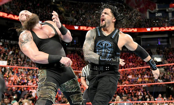 WWE Wrestler Roman Reigns Latest HD Wallpapers For Desktop