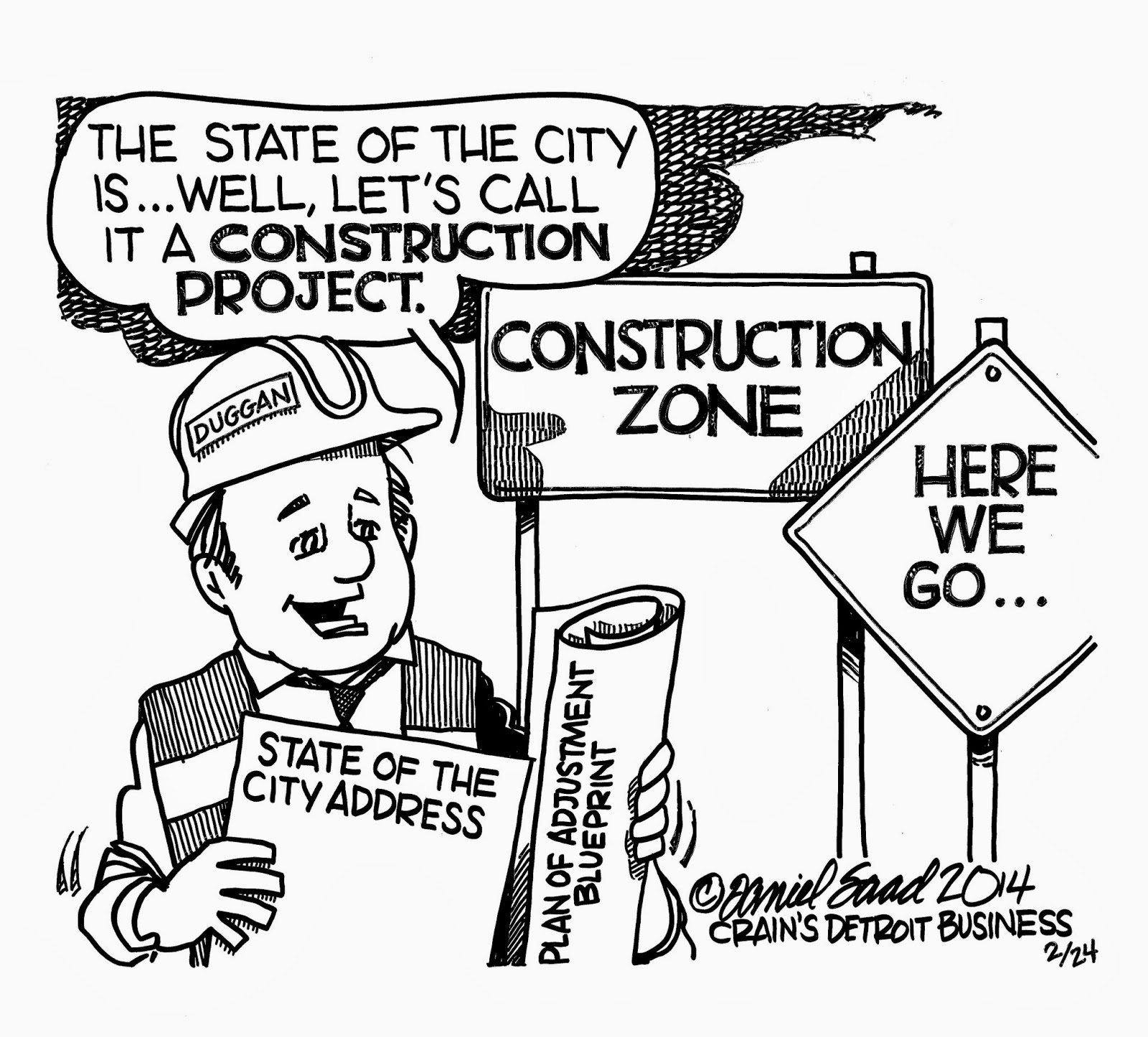 Pen Points: Cartoon of the Day: Construction Zone