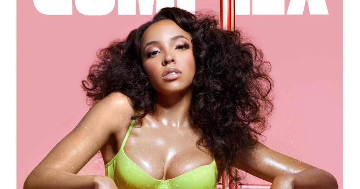 Tinashe Underboob Nude Photos 28