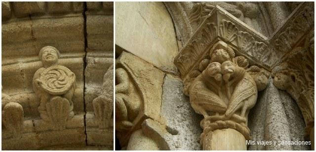 Monasterio de Santo Estevo de Ribas de Miño, Ribeira Sacra, Galicia