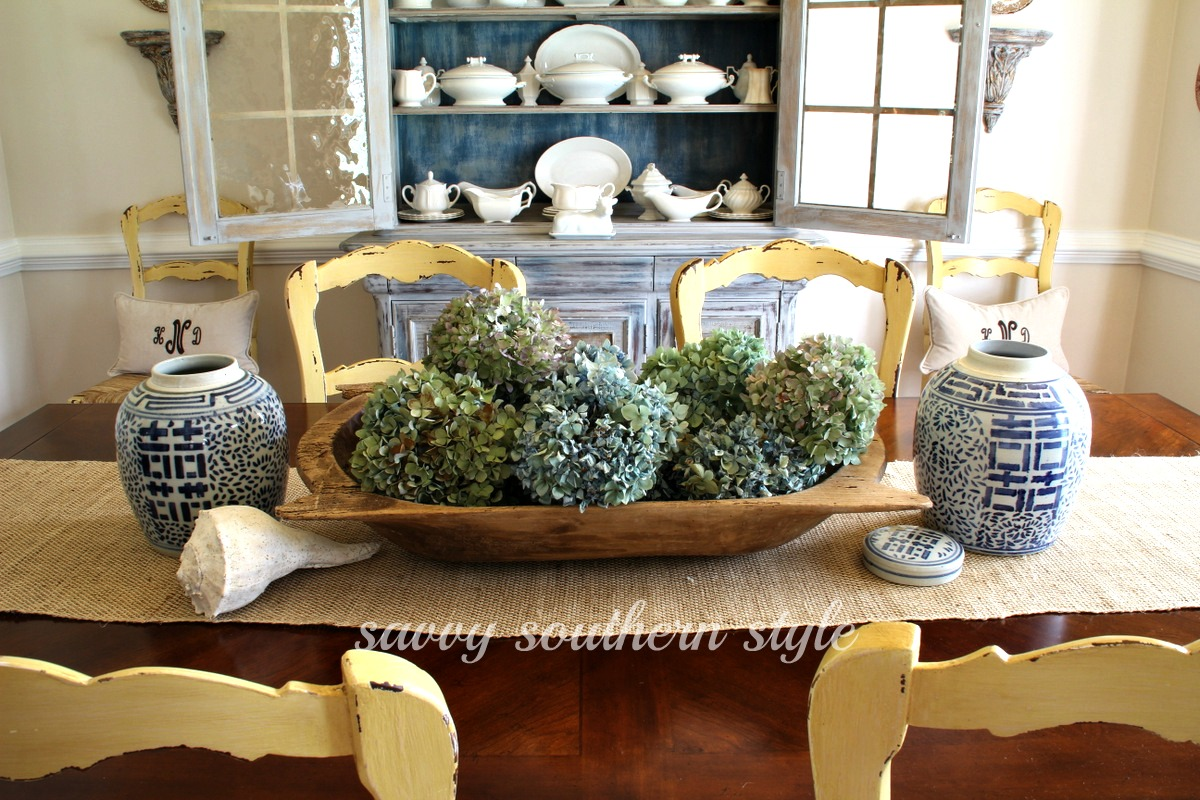 Savvy Southern Style   Dried Hydrangeas Aren t they gorgeous
