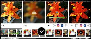 Cara menggunakan aplikasi Prisma untuk Android
