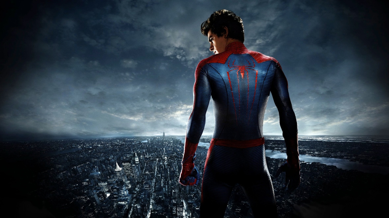 EVERY THING HD WALLPAPERS: Spiderman New HD Wallpapers 2013