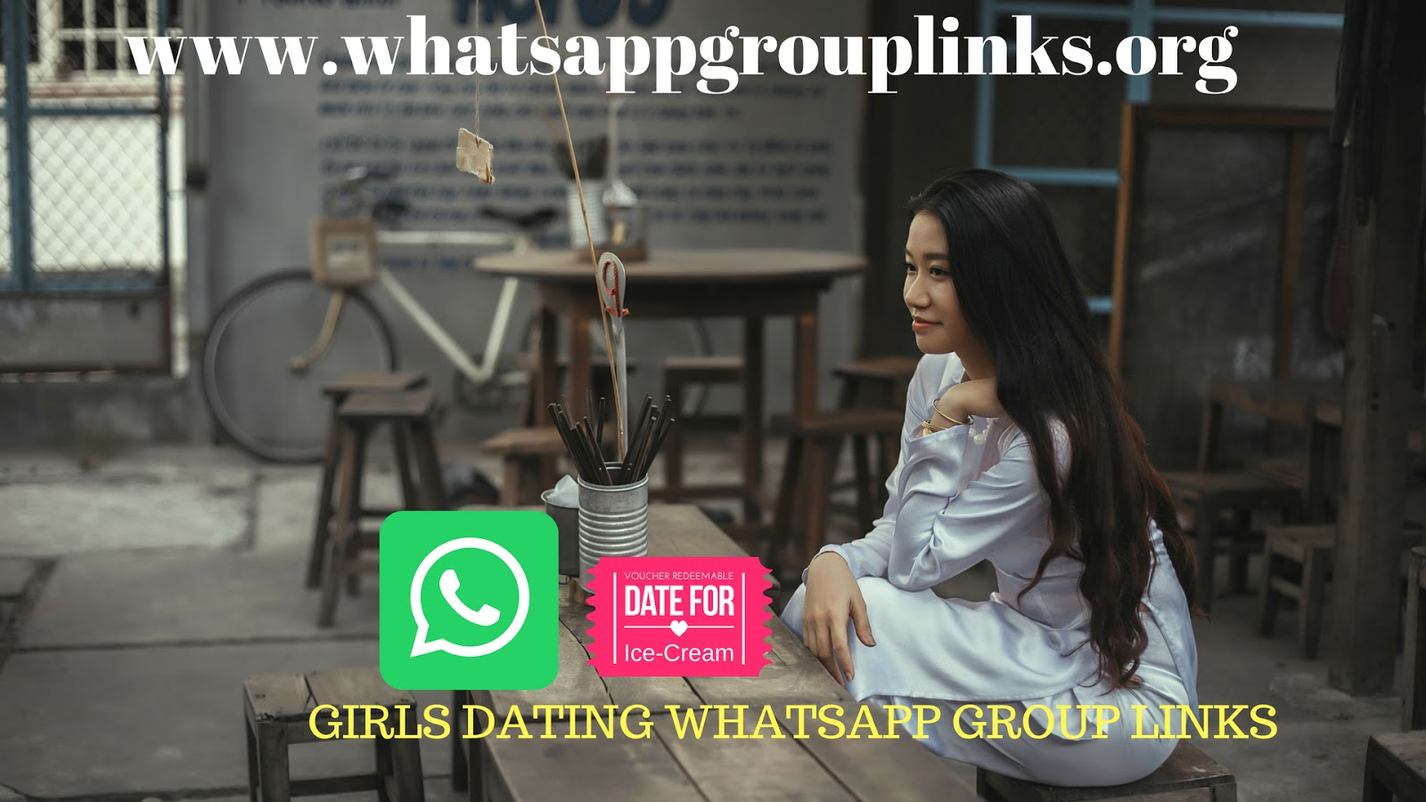 JOIN GIRLS DATING WHATSAPP GROUP LINKS LIST - Whatsapp Group Links