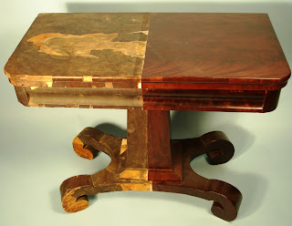 mesa ejemplo de restauración