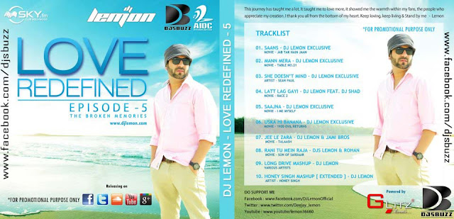 LOVE REDEFINED VOL.5