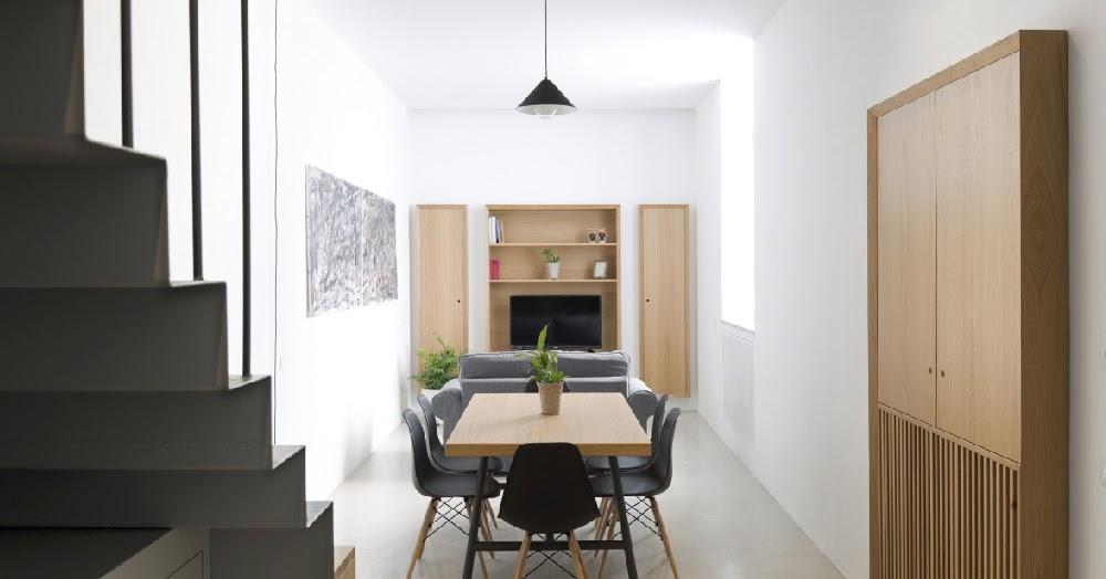 Ex laboratorio artigianale convertito in un piccolo loft for Piccolo loft a casa