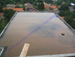 waterproof dak beton