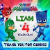 Liam is 4