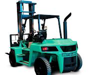 Jual Forklift Mitsubishi 7 ton second Malang Feni ( 08777.6463.445 )