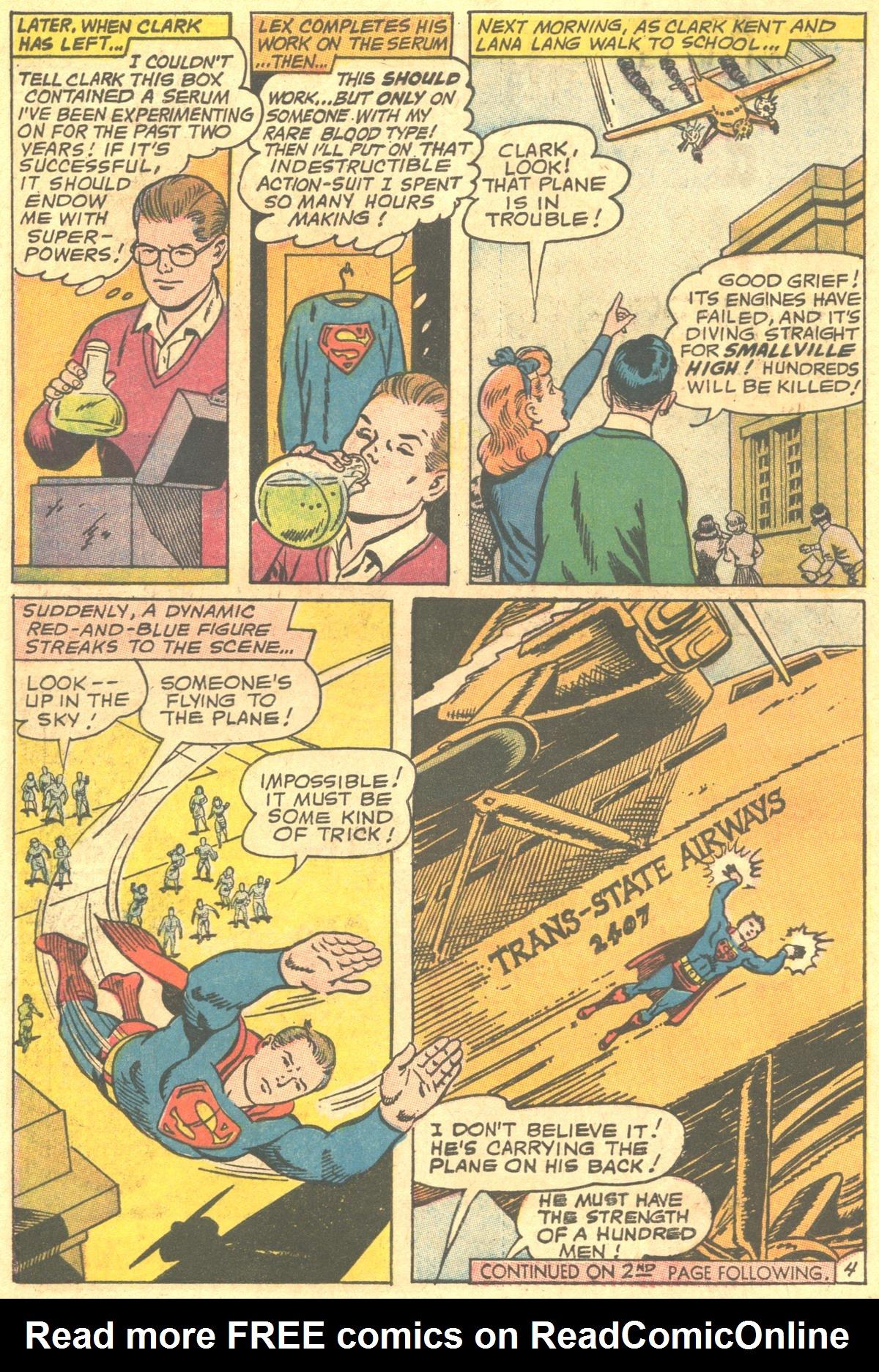 Read online World's Finest Comics comic -  Issue #167 - 6