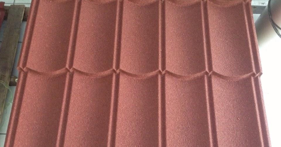 Koefisien Reng Baja Ringan Harga Ringan: Genteng Metal Multi Roof Si Mantap ...