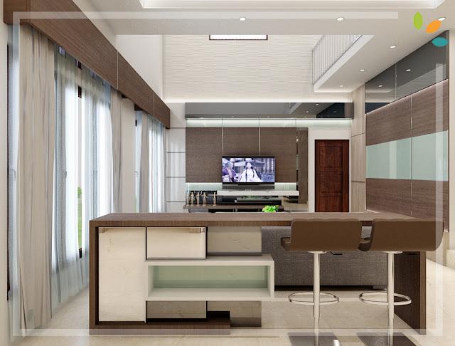 Desain Interior Rumah Tinggal Depok