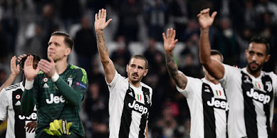 Lawan Milan, Bonucci Minta Juventus Tampil Agresif