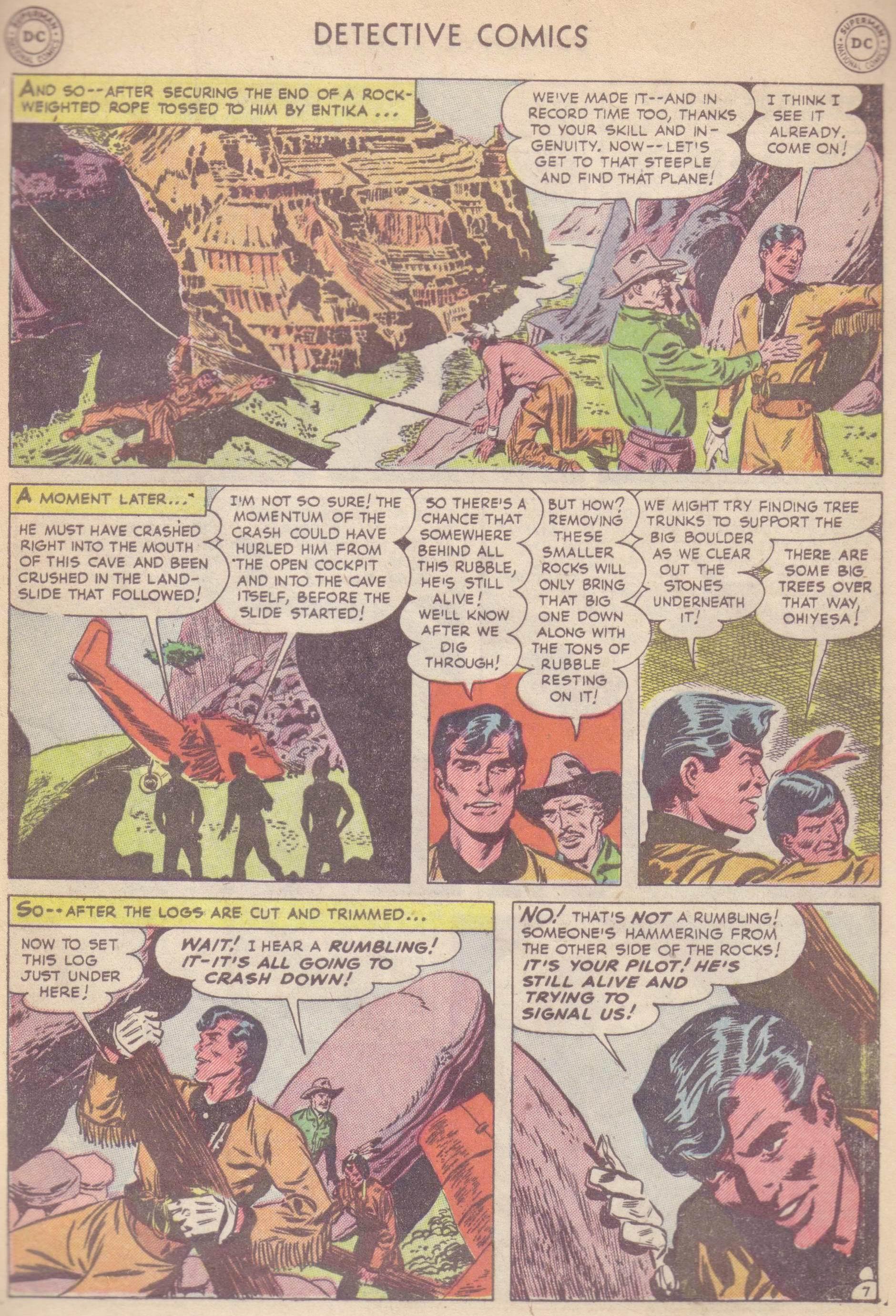 Read online Detective Comics (1937) comic -  Issue #177 - 39