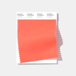 1560c351 Pantone: Årets farge 2019 er fargen Levende korall - Color of the Year for  2019 is Living Coral