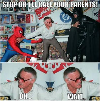 Deténganse o llamo a sus padres!