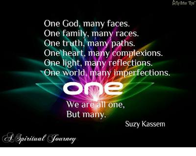 one but many - suzy kassem