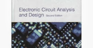Electronic Circuit Analysis And Design By Donald Neamen Pdf