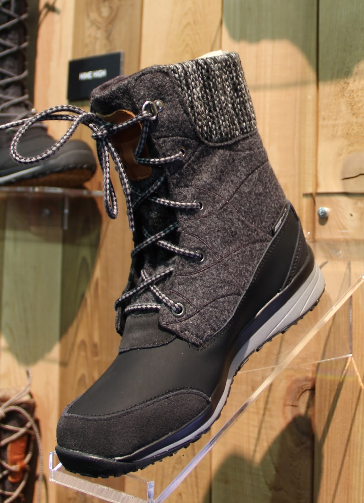 Salomon Fall 2014 Footwear M W