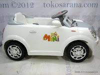 5 Mobil Mainan Aki Junior HD6879 Mini Cooper Medium
