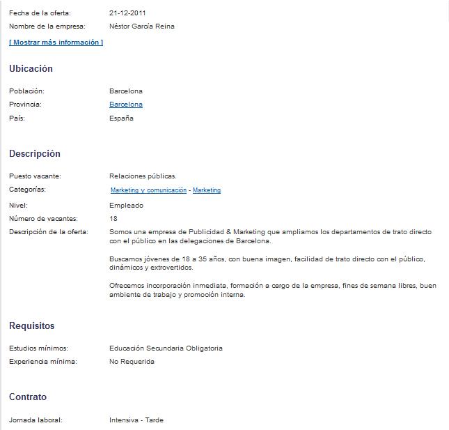 Caso Securitas Direct Febrero 2012 Recursos Inhumanos