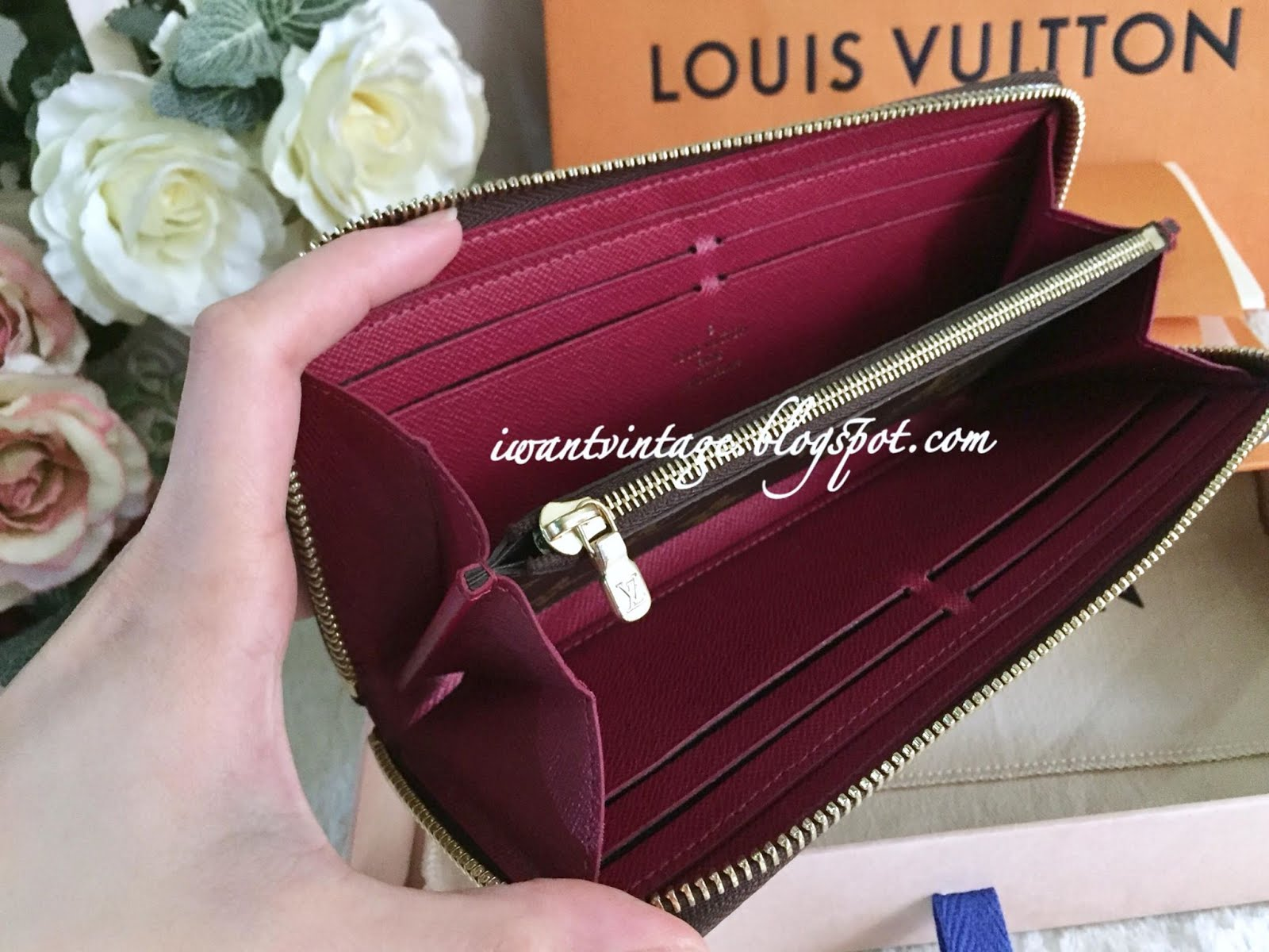 pretty nice 467a4 c63dd I Want Vintage | Vintage Designer Handbags: Louis Vuitton ...