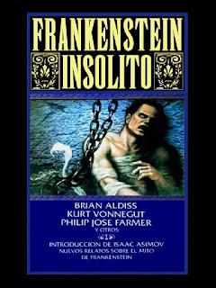 Libro Frankenstein insólito, de Varios autores - Cine de Escritor
