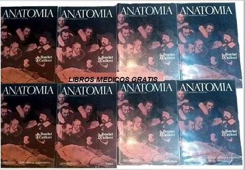 Libros de Anatomía PDF gratis