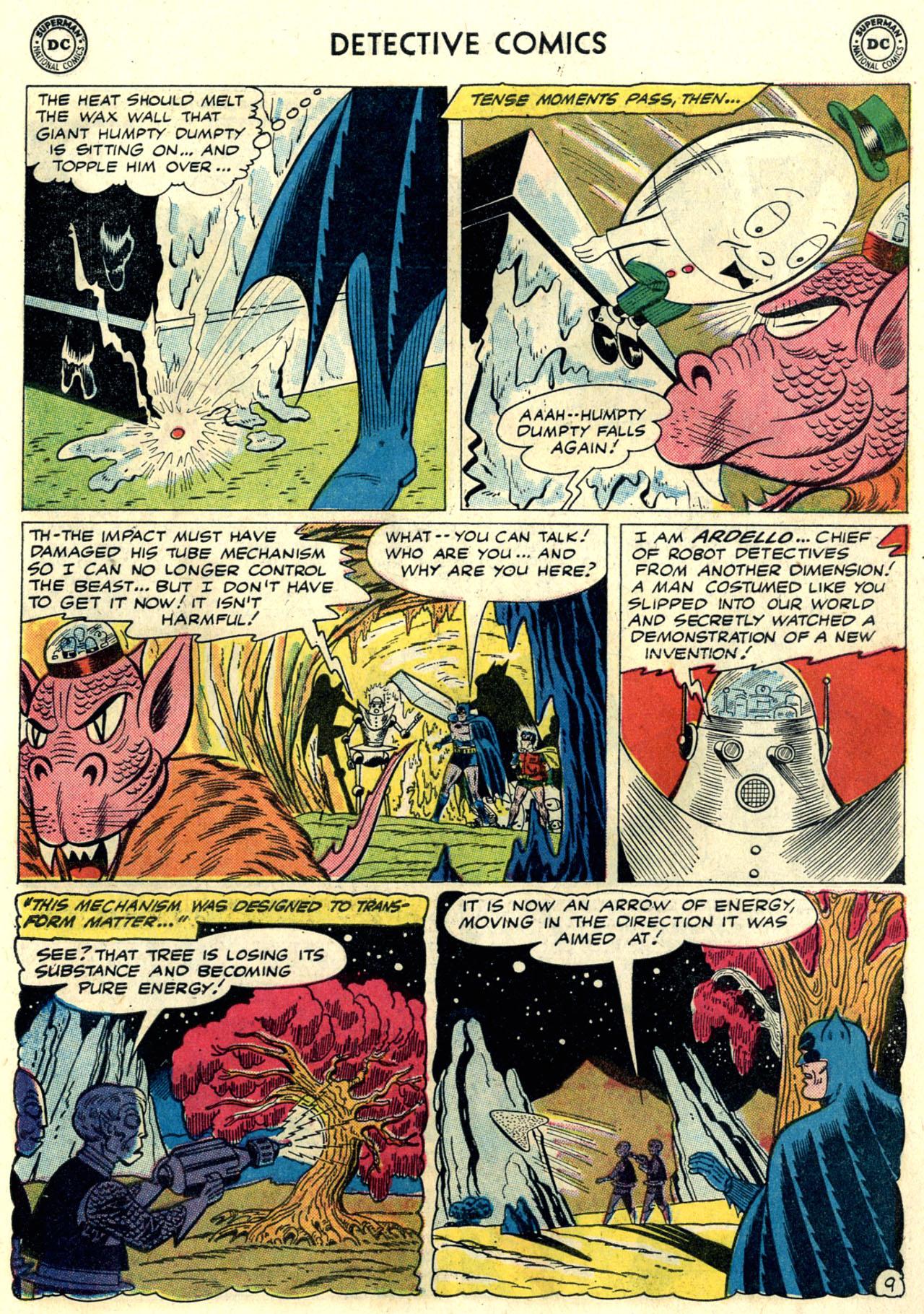 Detective Comics (1937) 279 Page 10