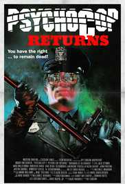 Psycho Cop Returns 1993 Watch Online