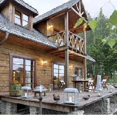 Home refugio con mix de piezas vintage y entorno - Casas decoracion vintage ...