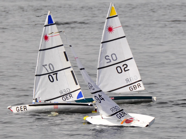 RC-Segeln-in-Berlin: 22 05 2016   1  Berliner RC-Laser Cup