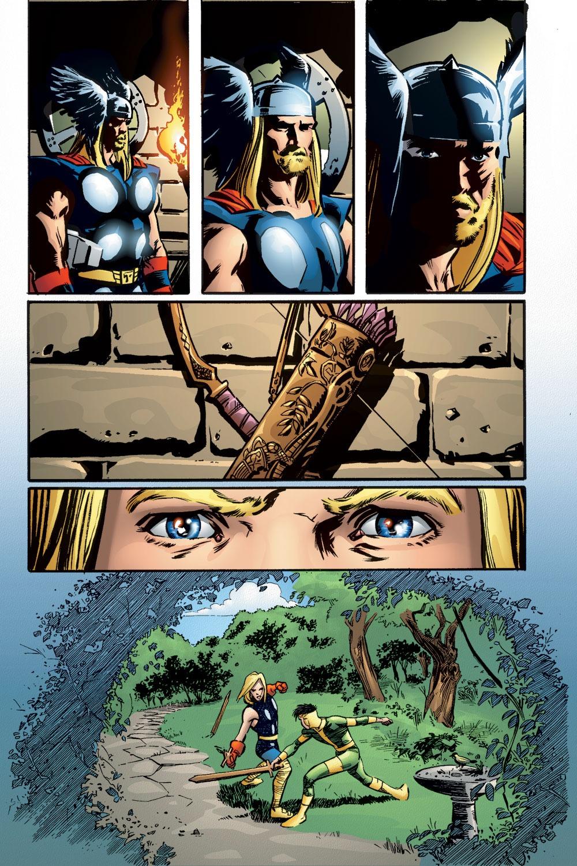 Thor (1998) Issue #44 #45 - English 4