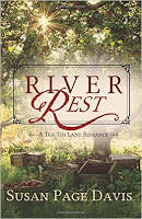 Susan Page Davis novel River Rest Tea Tin Press