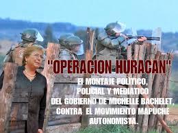 Chile. Líderes mapuche denuncian en congreso $hileno persecución en operación Huracán