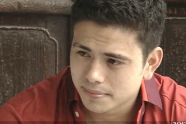 Gerald Anderson's Brother named Ken Anderson to Follow His Showbiz Footsteps